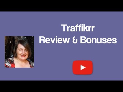 Traffikrr Review and Bonuses. http://bit.ly/2ZzjQc6