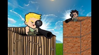 Noob Snipers / Fortnite Animation