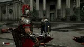 Ryse: Son of Rome - Chapter 6 - Pax Romana | Walkthrough (1080p)