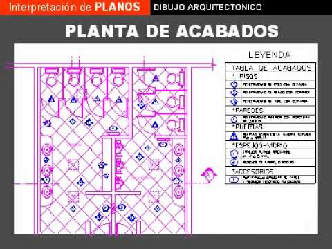 Interpretacion de planos youtube for Simbologia de planos arquitectonicos pdf