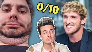 Rating Popular YouTuber Hairstyles