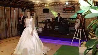 Песня невесты,следом песня отца