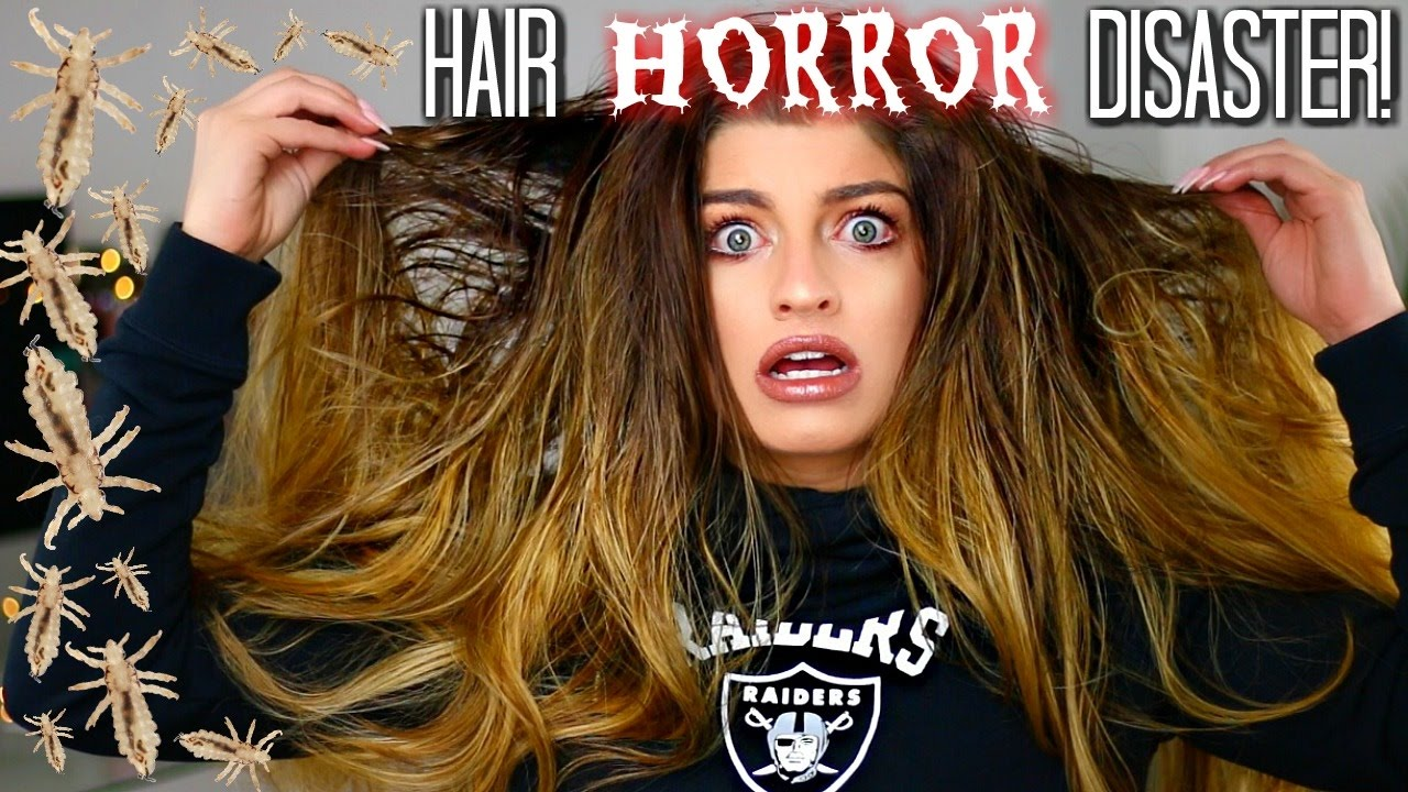 STORYTIME: Hair Horror Story | The Time I Had Lice! *NO CLICKBAIT*