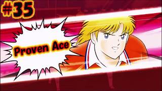 Captain Tsubasa Skill - Proven Ace (Brian Kluivoort) #35