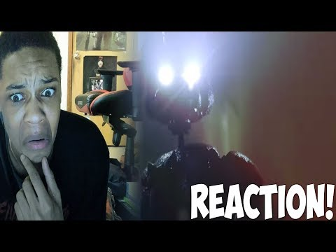 The Joy Of Creation FNAF LIVE ACTION FILM REACTION | THEY GOT THIS GOOD!