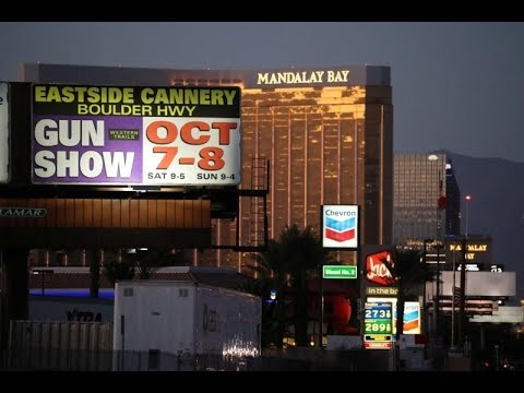 Nevada gun shows tied to firearm violence in California study