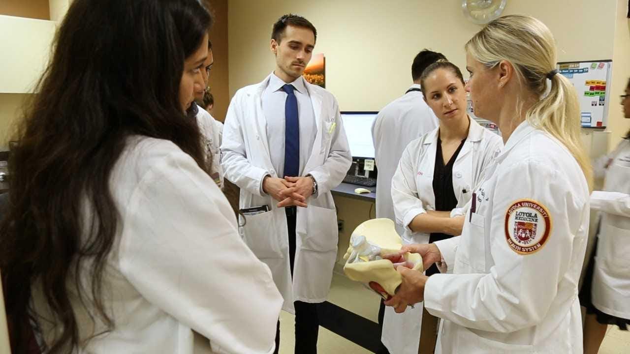 Obstetrics and Gynecology Residency Program at Loyola Medicine