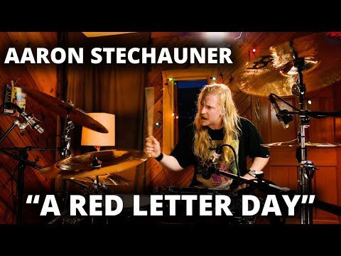 "Meinl Cymbals - Aaron Stechauner - ""A Red Letter Day"""