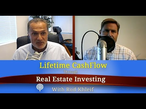 How To Raise Money In a Tough Market! - Rod Khleif with Salvatore Buscemi Ep #139