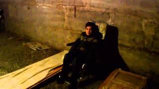 Дети Войны. Донецк. 18.01.2015