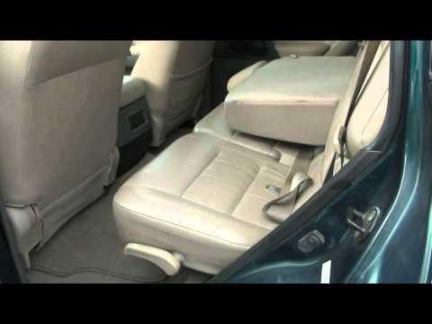 2001 Mitsubishi Montero Limited V6 4WD