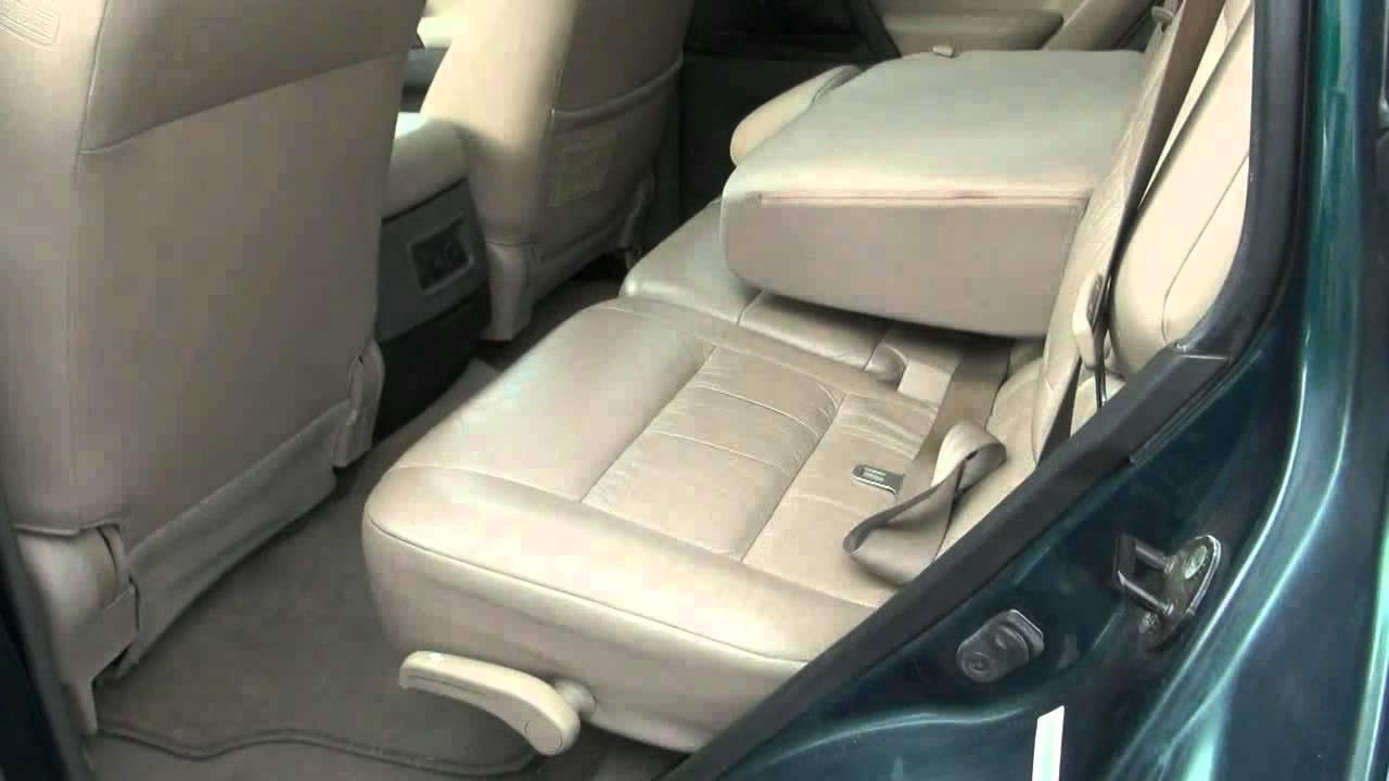 2001 mitsubishi montero limited v6 4wd - Mitsubishi Montero 2001 Interior