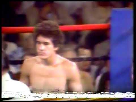 Boxing - 1980 - 15 Rnd WBC Featherweight Title Fight - Ruben Castillo Vs Salvador Sanchez