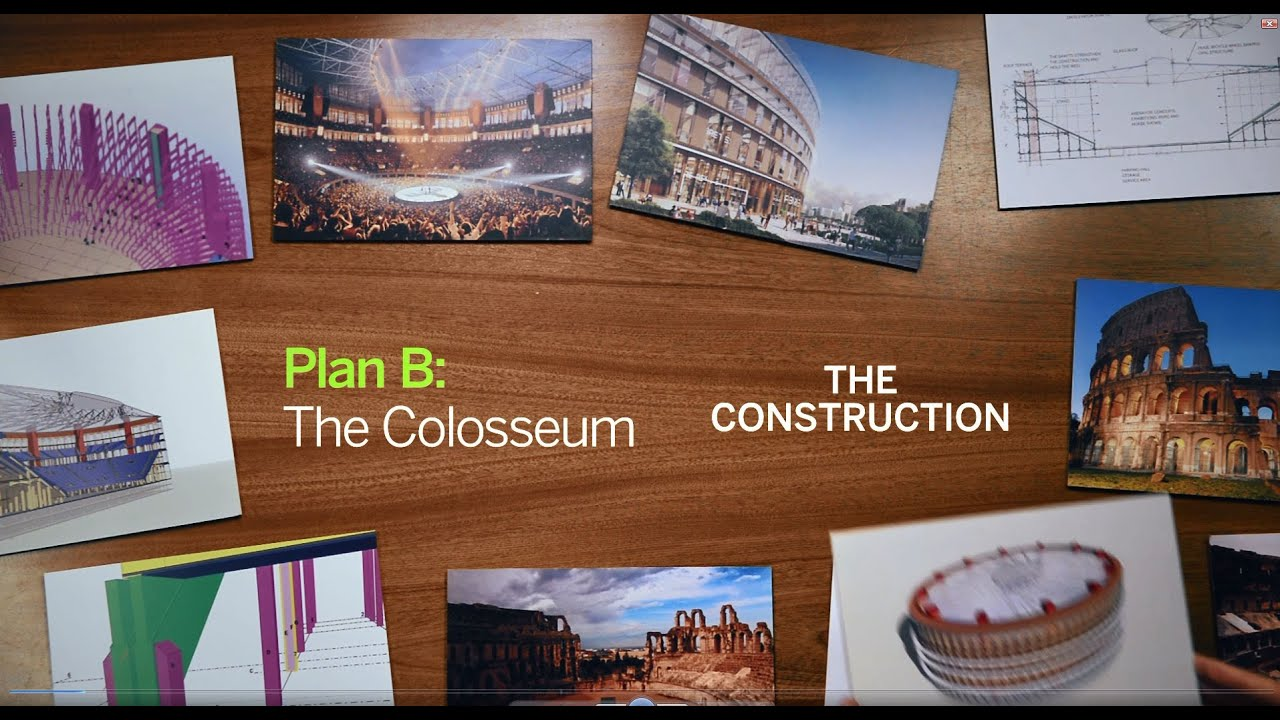 Metsa Wood Plan B Colosseum The Construction Phase - YouTube