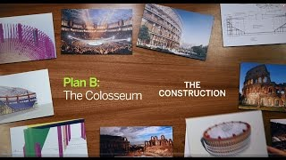Metsa Wood Plan B Colosseum The Construction Phase