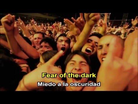 Fear of the dark - Iron Maiden (Lyrics y subtitulado en Español)