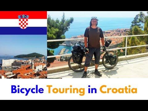 Bicycle Touring in Croatia