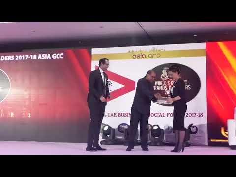 ADAM Global Recognized among World's Top 100 Brands