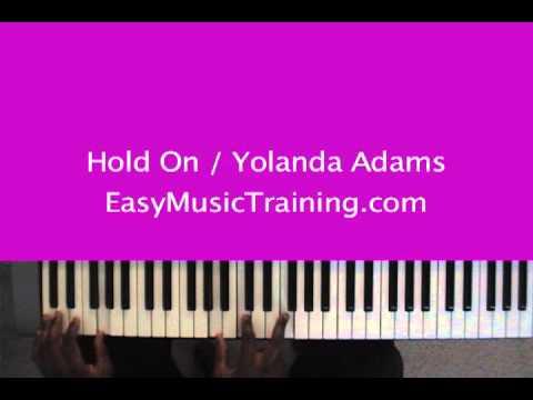 Hold On : Yolanda Adams