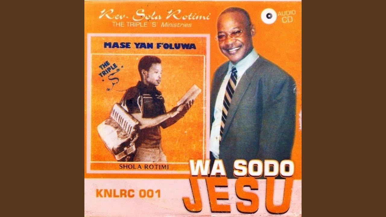 Download Wa Sodo Jesu