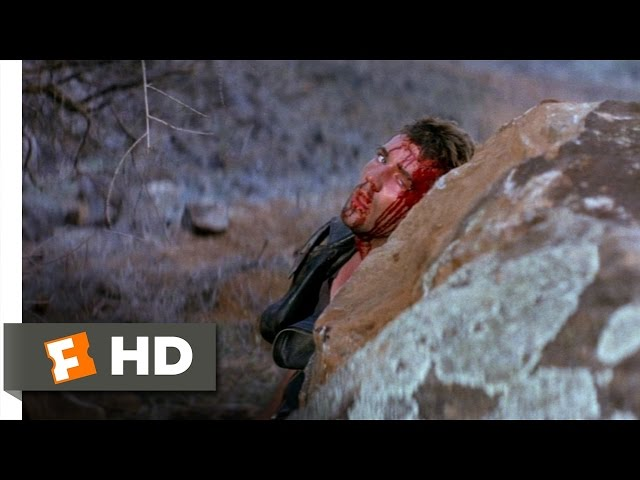 Mad Max 2: The Road Warrior - The Crash of the Interceptor Scene (5/8)   Movieclips
