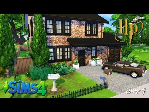 4 Privet Drive (Harry Potter) Speed Build
