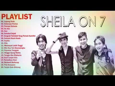 FULL ALBUM TERBAIK _ SHEILA ON 7 TERPOPULER THN 2000 AN