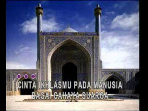 RINDU RASUL bimbo @ lagu Islami qasidah