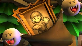 Luigi's Mansion: Dark Moon 100% Walkthrough Part 22 - A Train to Catch