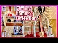 Valentines HOME Decor, House TOUR, and COFFEE BAR
