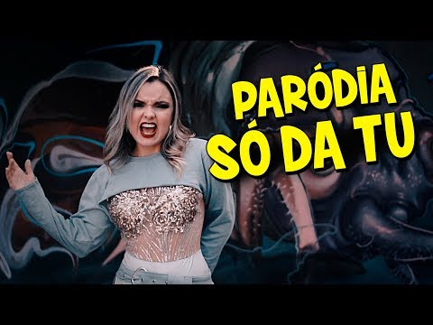PARÓDIA BANDA A FAVORITA - SÓ DA TU - ASSALTO   Bebe Rexha - I Got You