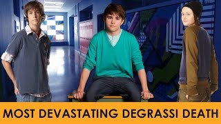 Most Devastating Degrassi Death