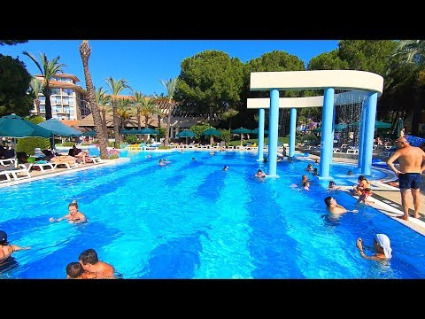 IC Hotels Green Palace Antalya Türkiye (Aquapark + Hotel & Roomtour)