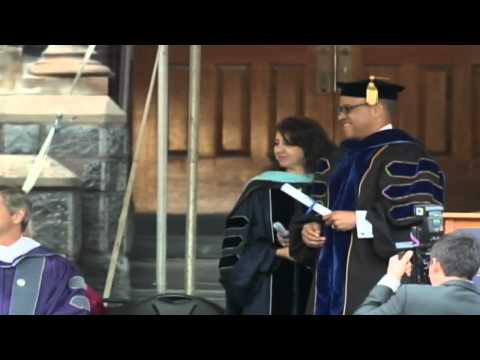 2014 McDonough School of Business Commencement
