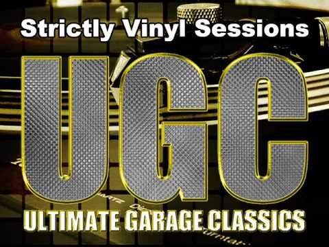 DJ BEANY - ULTIMATE GARAGE CLASSIC'S ( 2-STEP )