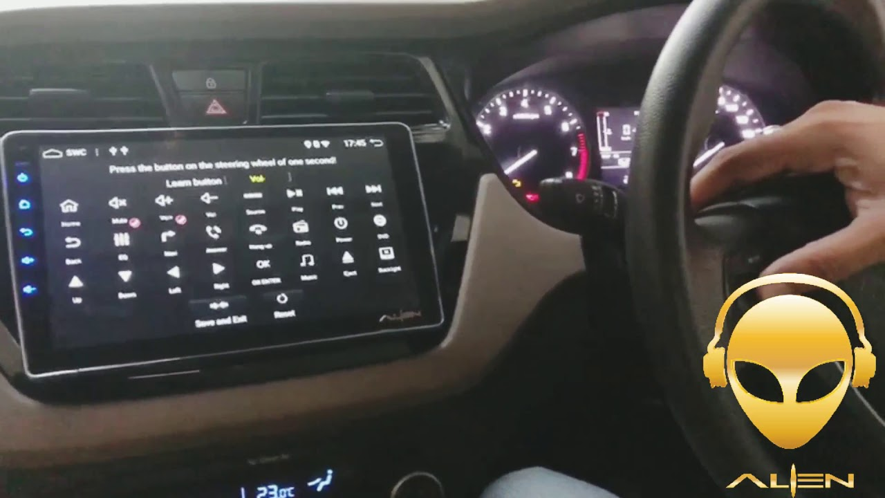 Alien Android Infotainment System For Hyundai I20 9 Inches New Series