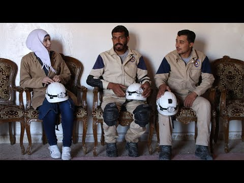 How impartial are Syria's White Helmets?