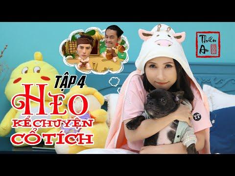 HEO KỂ CHUYỆN CỔ TÍCH Tập 4 | Thạch Sanh Ngoại truyện | Piggy Tells Comedy Story Eps.4 | Thiên An