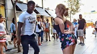 Download lagu Ofrezco bailar SALSA CUBANA 😱MIREN QUÉ SUCEDE l timbalive duplicandote  la dosis 🔥