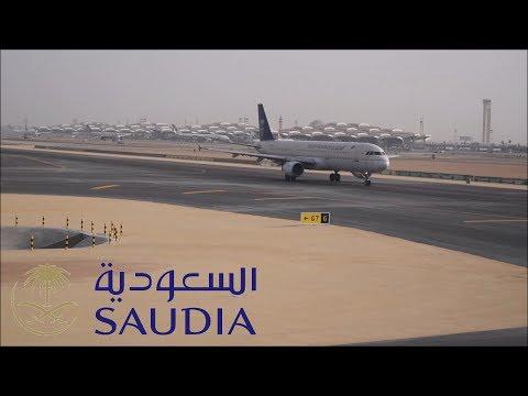 TRIP REPORT | Saudia A330-300, King Khalid International (RUH) - Dubai (DXB)