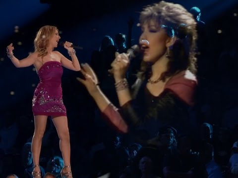 Céline Dion ft. Jennifer Rush - The Power of Love HD