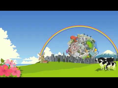 Katamari Damacy-Lonely Rolling Star with ENGLISH lyrics! -MIRRORED-