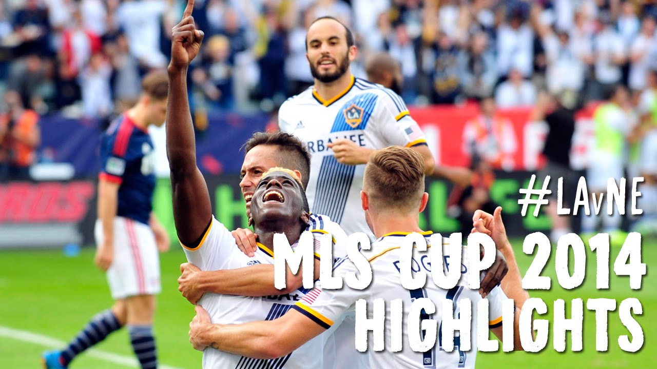 HIGHLIGHTS: MLS CUP 2014 - LA Galaxy vs. New England Revolution | December 7, 2014