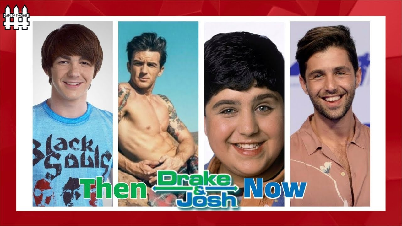 drake and josh then and now 2016 youtube. Black Bedroom Furniture Sets. Home Design Ideas