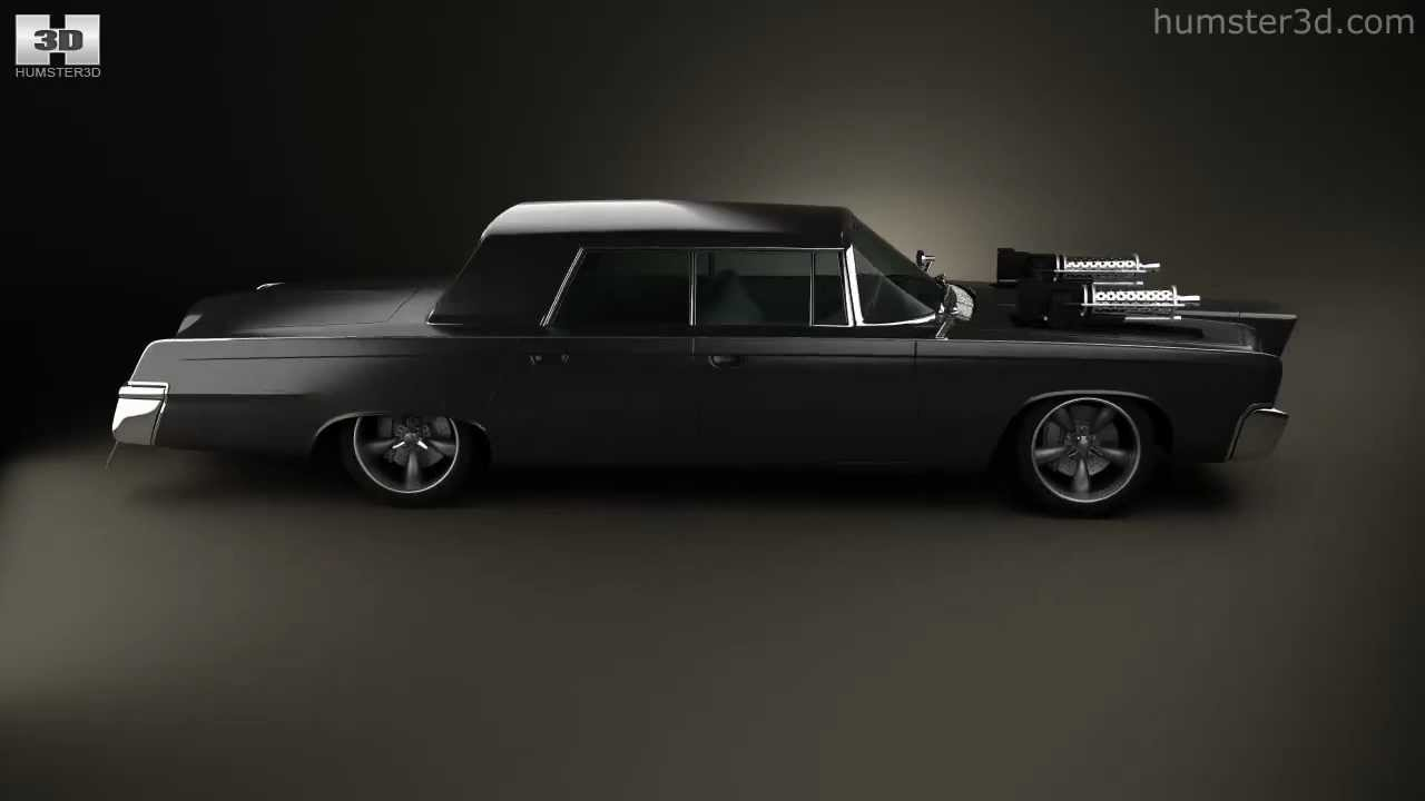 3d Mustang Wallpaper Chrysler Imperial Crown Green Hornet Black Beauty 1965 By