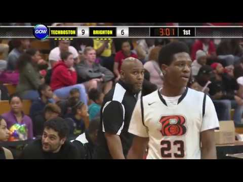 Game of the Week: 2017 BPS Boys City Championship