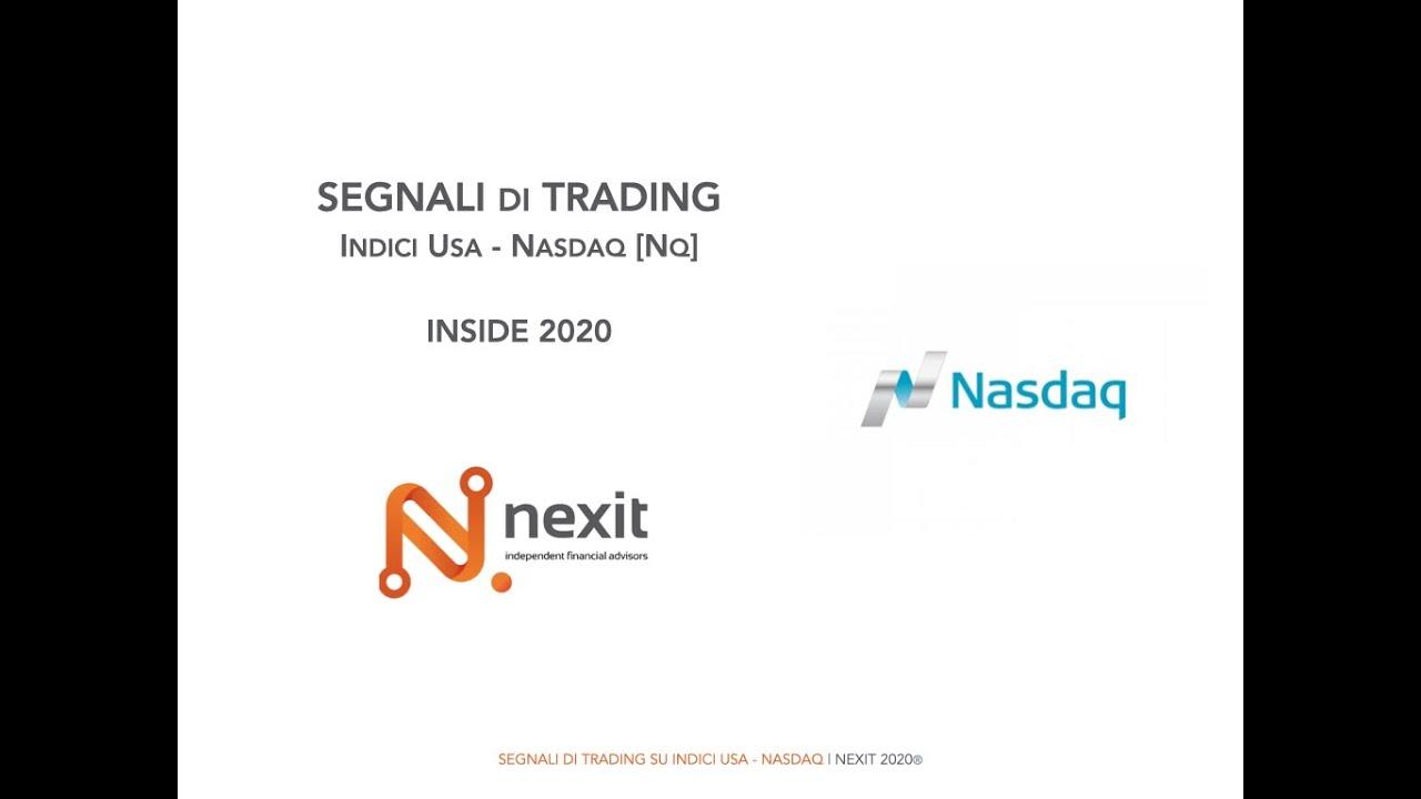 Segnali di Trading NASDAQ COMPOSITE INDEX - Indici NASDAQ US