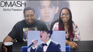 Dimash Kudaibergen Sinful Passion REACTION.mp3
