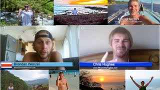 Brendan Wenzel Interviews Chris Hughes about Travel and Entrepreneurship