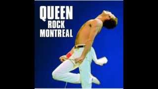 Queen Live Rock Montreal - 12 Now I